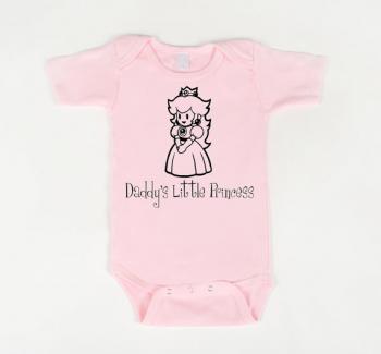 Nintendo onesie Daddy's Little Princess