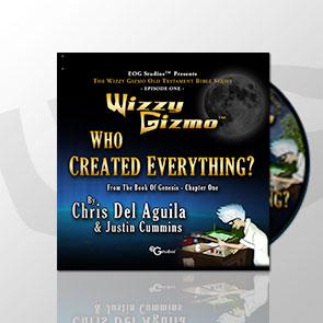 WhoCreatedEverythingAudio